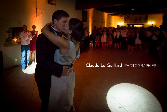 claude le guillard wedding photographer in Brittany